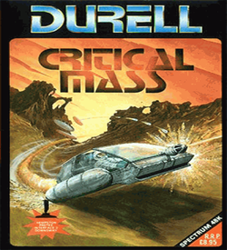 Critical Mass (1985)(Erbe Software)(Side A)[a][re-release] ROM