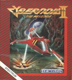 Cybernoid II - The Revenge (1988)(Erbe Software)[re-release] ROM