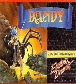 Dandy (1986)(Electric Dreams Software)[h] ROM