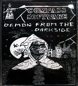 Demon From The Darkside IV - Shadows Of The Past (1988)(Compass Software) ROM