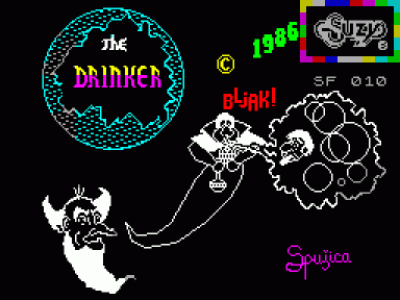 Drinker, The (1986)(Suzy Soft)(sr)
