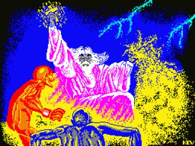 Druid II - Enlightenment (1986)(Firebird Software)
