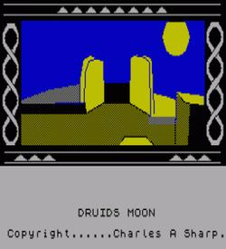 Druids Moon (1987)(Alternative Software) ROM