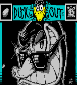 Duck Out! (1989)(Dro Soft)[a] ROM