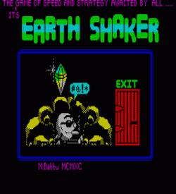 Earth Shaker (1990)(Michael Batty)[different Loading Screen] ROM