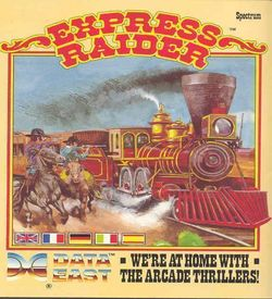 Express Raider (1987)(Erbe Software)[re-release] ROM