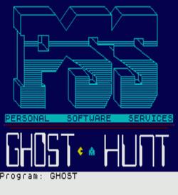 Ghost Hunt (1983)(PSS) ROM