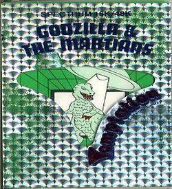 Godzilla & The Martians (1984)(Temptation Software)[16K] ROM