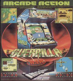 Guerrilla War (1988)(Erbe Software)(Side B) ROM