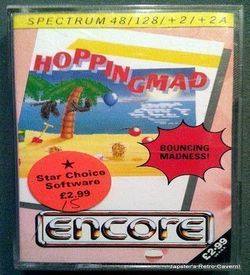 Hopping Mad (1988)(Elite Systems)[a2][48-128K] ROM