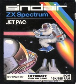 Jetpac (1983)(Ultimate Play The Game)[a3][16K] ROM