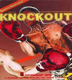 Knockout (1985)(Americana Software)(Side A)[re-release] ROM