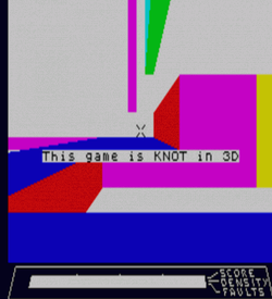 Knot In 3D (1983)(New Generation Software)[a] ROM