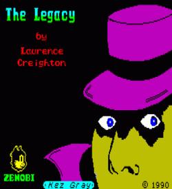 Legacy, The (1990)(Zenobi Software) ROM
