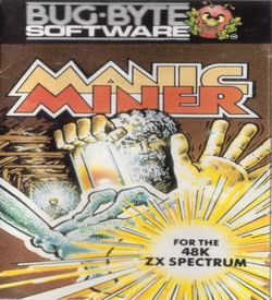 Manic Miner Game Designer & Editor V7.0 (1988)(R.D. Foord Software)(Side A) ROM