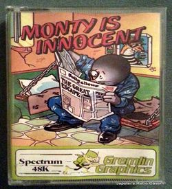 Monty Is Innocent (1985)(Gremlin Graphics Software)[a2] ROM