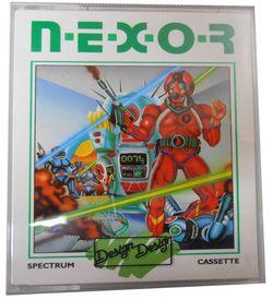 N.E.X.O.R. (1986)(Design Design Software)[a] ROM