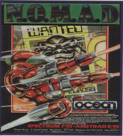 N.O.M.A.D. (1986)(Ocean)[a] ROM