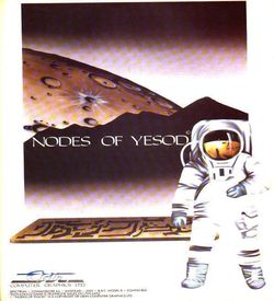 Nodes Of Yesod (1985)(Odin Computer Graphics) ROM