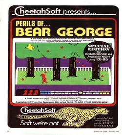 Perils Of Bear George (1984)(MCI Iberica)[re-release] ROM