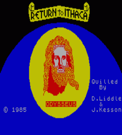 Return To Ithaca (1985)(Atlantis Software)[a] ROM