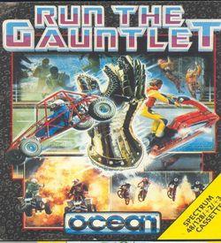 Run The Gauntlet (1989)(Ocean)[m][128K] ROM