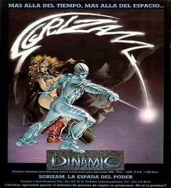 Sgrizam (1986)(Dinamic Software)(ES)[Medium Case] ROM