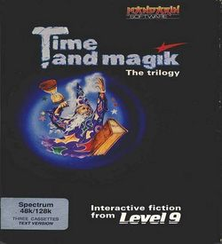 Time And Magik III - The Price Of Magik (1988)(Mandarin Software)[128K] ROM