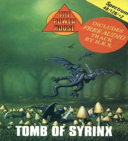 Tomb Of Syrinx (1987)(The Power House) ROM
