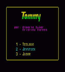 Tommy (1985)(Future Stars)(es) ROM