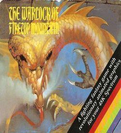 Warlock Of Firetop Mountain, The (1984)(Puffin Books)[a] ROM