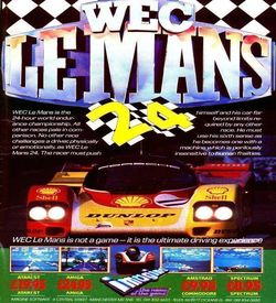 WEC Le Mans (1988)(The Hit Squad)[48-128K][re-release] ROM