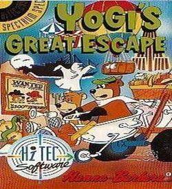 Yogi's Great Escape (1990)(Hi-Tec Software) ROM