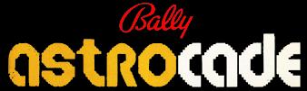 Bally Pro Arcade Astrocade ROMs