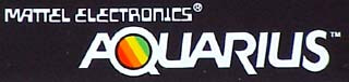 Mattel Aquarius ROMs