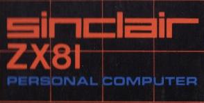 Sinclair ZX81 ROMs